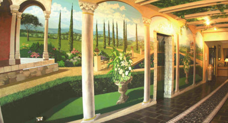 Private residence Tuscan 9