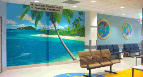 Hosp Campbelltown Hosp PACS unit,Campbelltown hospital Adj